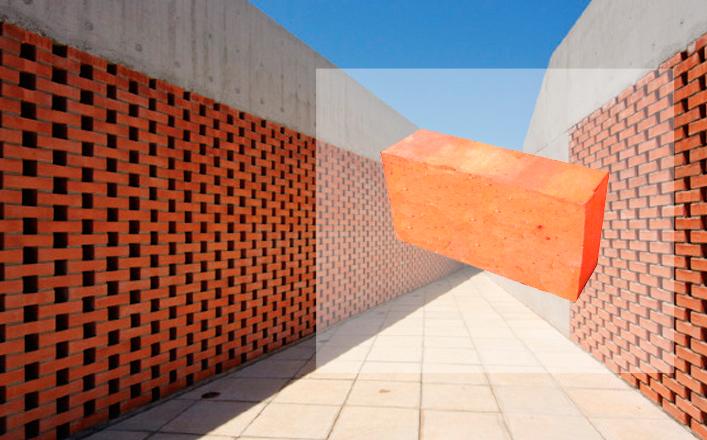 Tipos de bloques para muros cool materiales para el jardn - Precio ladrillo macizo ...